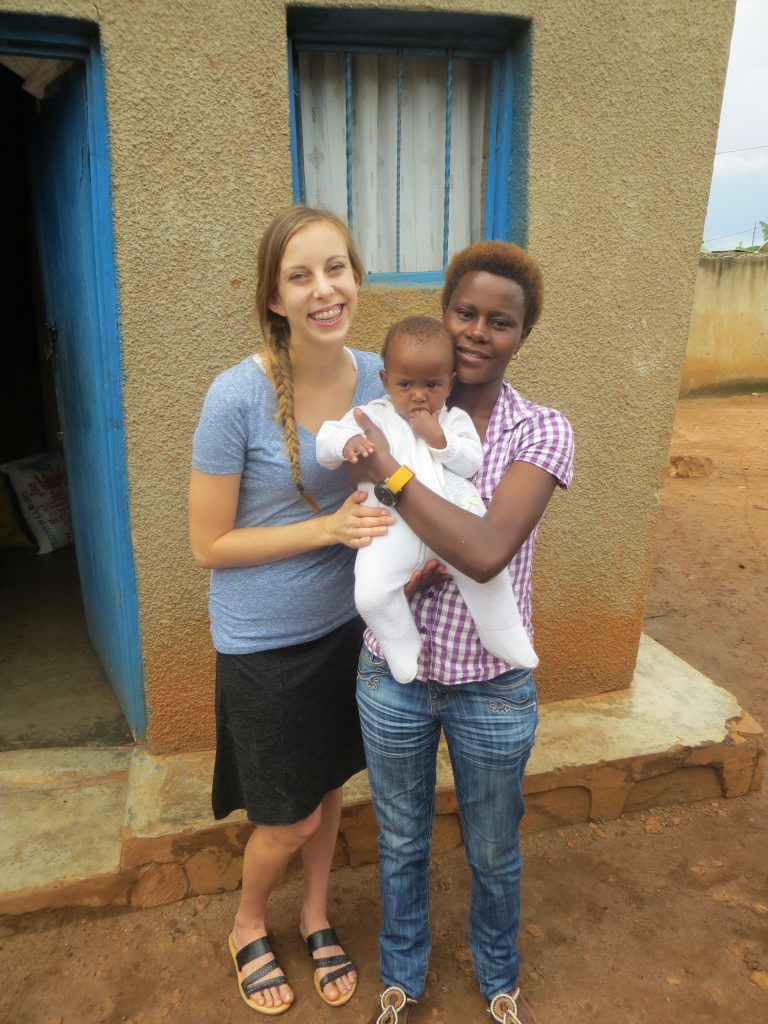 Sweet Violet has a tender heart, and a persevering spirit. We pray big things for her.